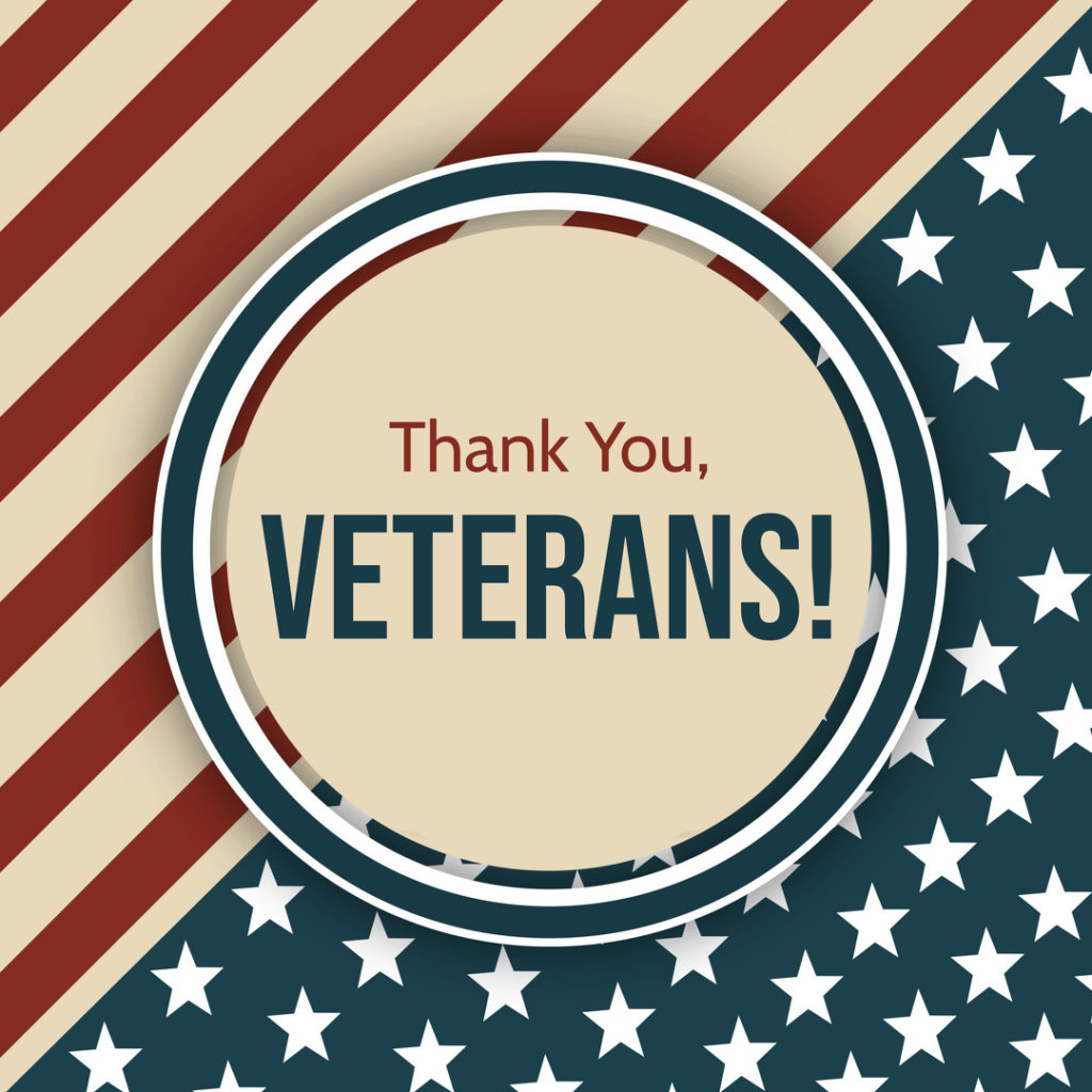 Want to serve those who have served us?